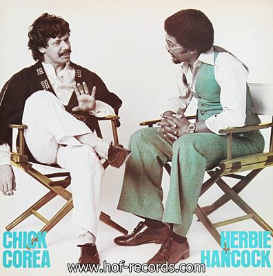Chick Corea , Herbie Hancock 1978