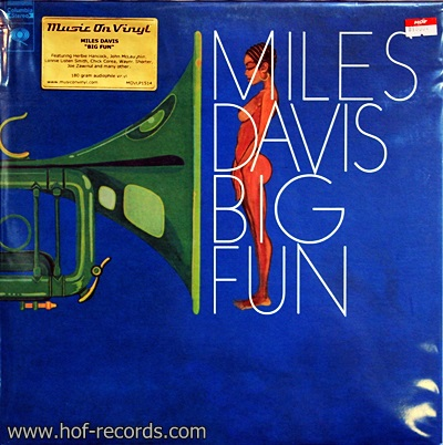 Miles Davis - Big Fun 2Lp N.