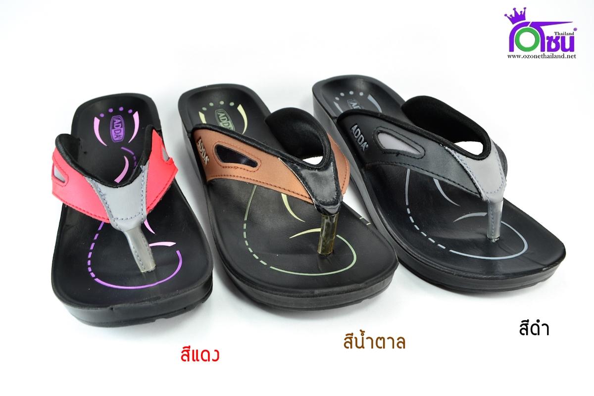 รองเท้า ADDA 7E06-W1 เบอร์ 36-40