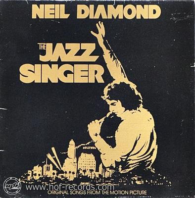 Neil Diamond - The Jazz Singer ( OST ) 1980 1lp