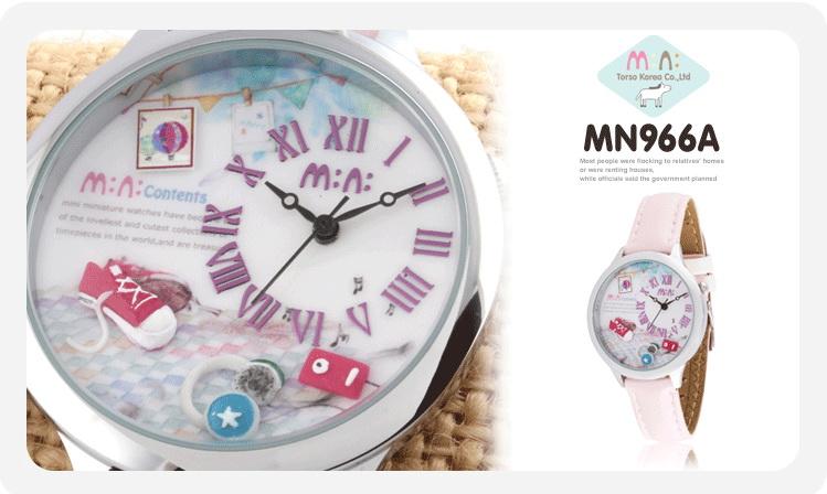 Pre-order: Retro Lady Mini watch