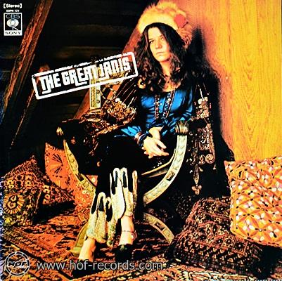 Janis Joplin - The Great Janis 1lp
