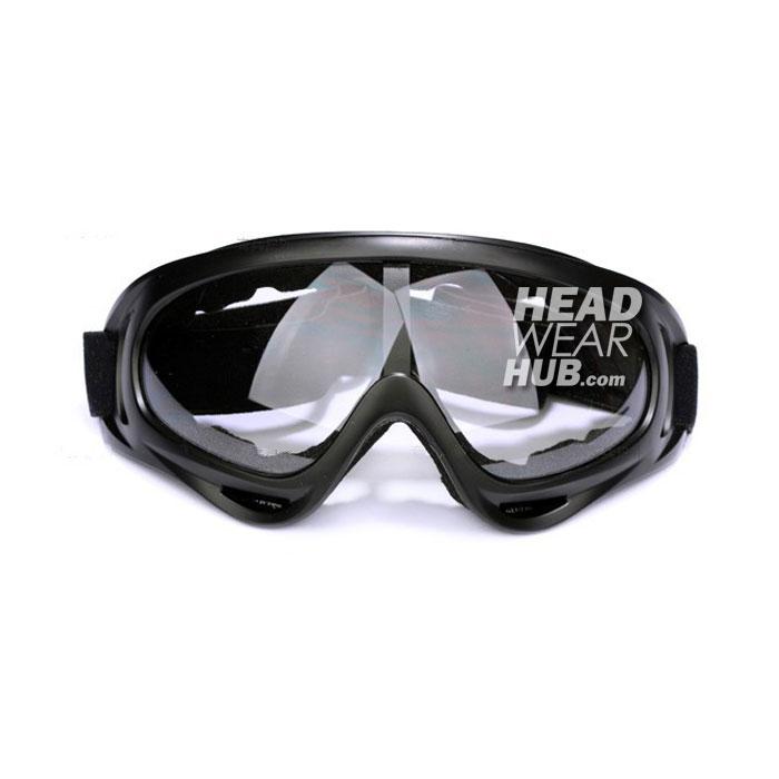 แว่นตากันลม กันฝุ่น กันยูวี - Transparent