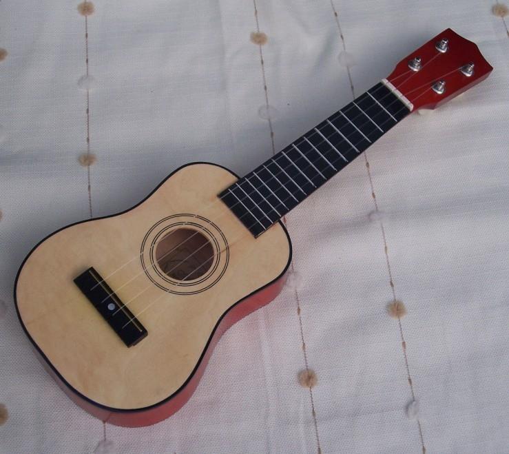 """อูคูเลเลเล่ เด็กเล่น Ukulele toy soprano 21"""""""