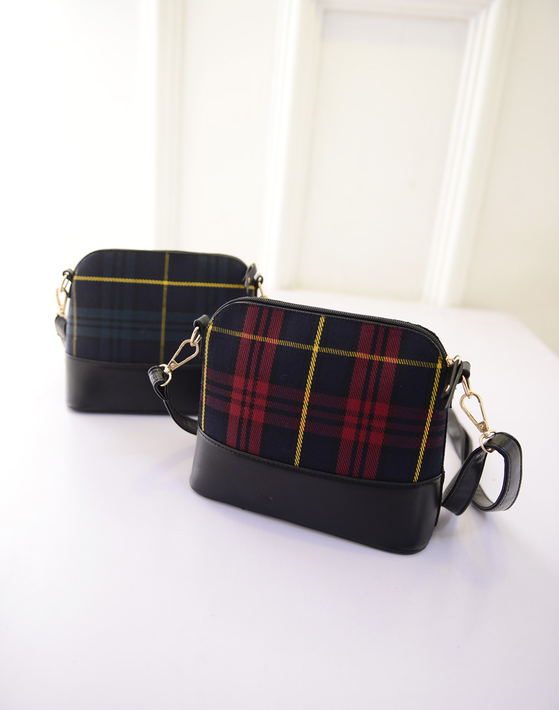 Scottish Tartan Bag