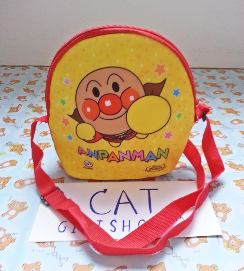 พร้อมส่ง :: กระเป๋าสะพายเก็บความร้อน อังปังแมน