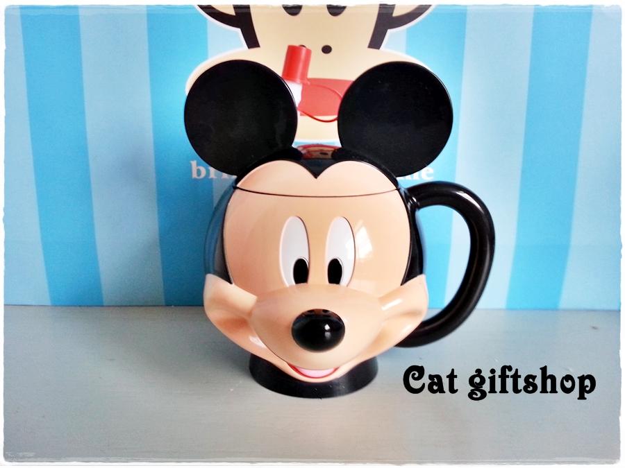 พร้อมส่ง :: แก้วน้ำ Mickey Mouse