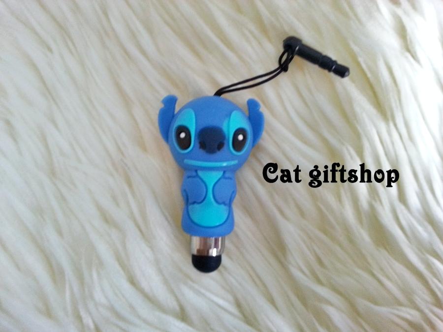 พร้อมส่ง : ปากกาจิ้มไอโฟน Stitch