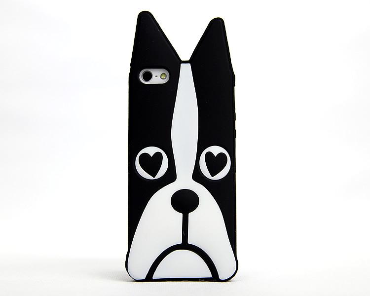** พร้อมส่งค่ะ ** เคส iPhone 4/4S MARC JACOBS ลายหมา สีดำ