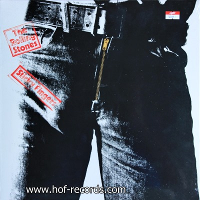 Rolling Stones - Sticky Fingers N.