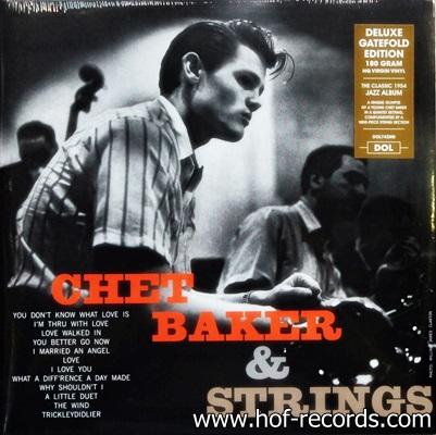 Chet Baker & Strings 1Lp N.