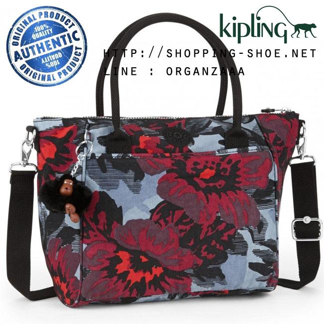 Kipling Amiel BP - Rose Bloom Blue (Belgium)