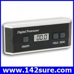 MSD009 เครื่องมือวัดองศา เครื่องมือวัดมุมดิจิตอล Digital Protractor Angle Finder Inclinometer V-Groove 3-in-1 Angle Finder / Protractor / Level ยี่ห้อ OEM รุ่น