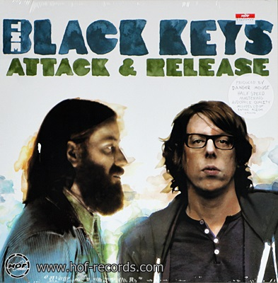 The Black Keys - Attack&Release 1lp NEW
