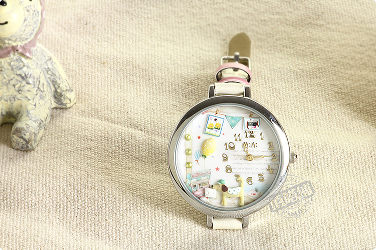 Pre-order: Dog messenger Mini watch