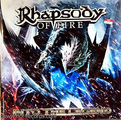 Rhapsody - Into The Legend 2Lp N.