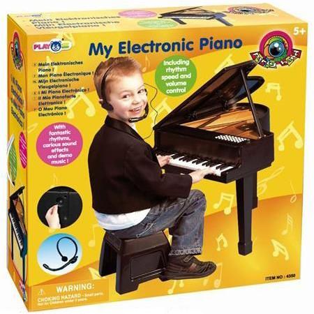 ของเล่นเด็ก ของเล่นเสริมพัฒนาการ My Electronic Piano แกรนด์เปียโน