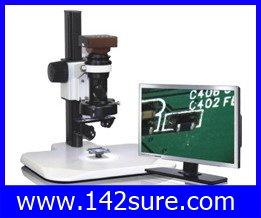 MCP019 กล้อง ไมโครสโคป 2D/3D Video Microscope With VGA Output ยี่ห้อ Hipower รุ่น 3DM-02 VGA