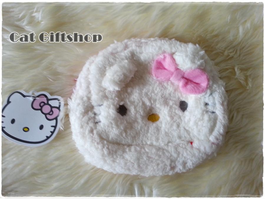 พร้อมส่ง :: กระเป๋า Hello Kitty สีชมพู