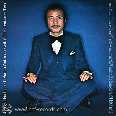Sadao Watanabe - I' m Old Fashioned 1976 1lp