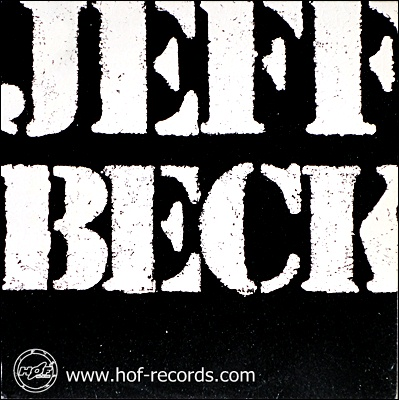 Jeff Beck - There And Back 1980 1lp