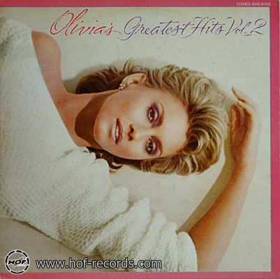 Olivia Newton-John - Greatest Hits Vol.2 1lp