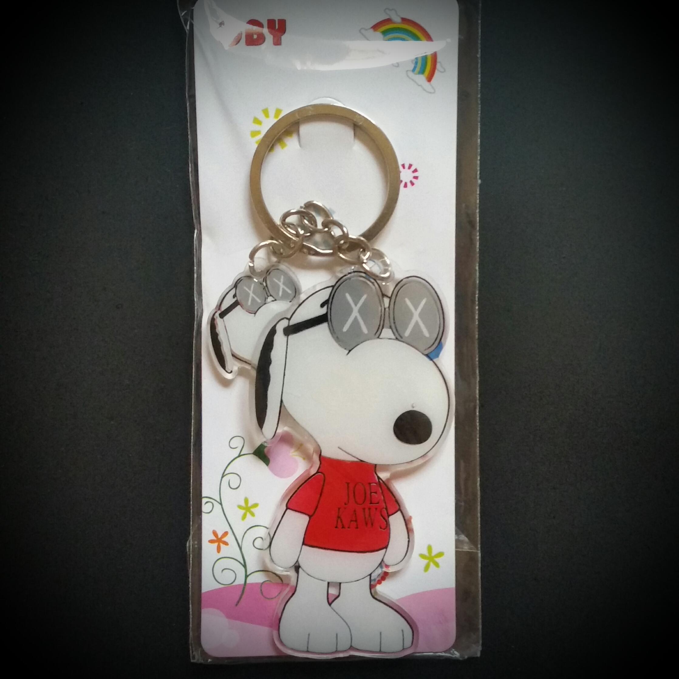 พวงกุญแจ Snoopy