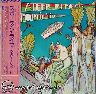 Weather Report - Sporin'LIfe 1 LP
