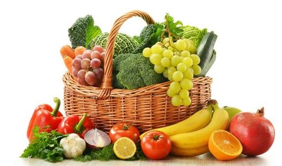 ผักผลไม้