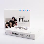 POST CARD FTISLAND