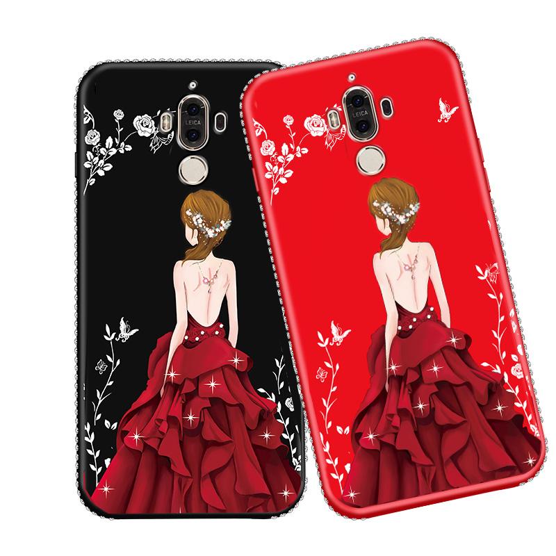 เคส Huawei Mate 9 รุ่น Princess