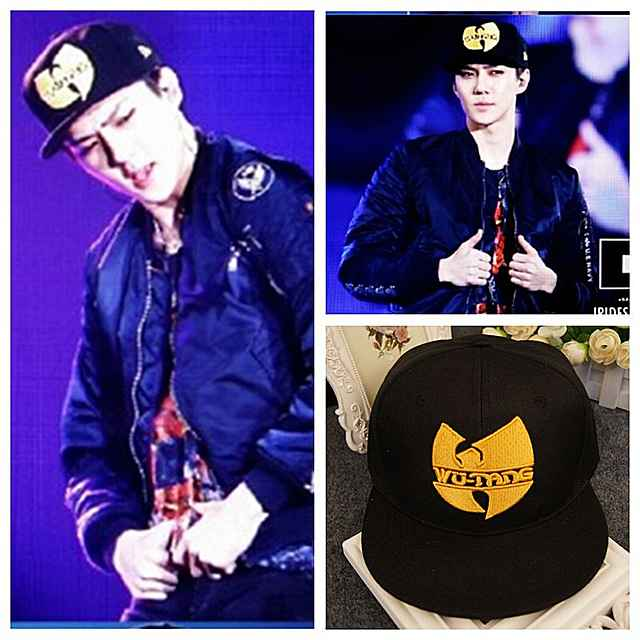 หมวกแฟชั่นเกาหลี EXO SEHUN