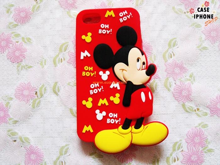 เคสซิลิโคน iphone 4/4s ลายการ์ตูน Disney