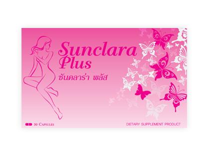 Sunclara Plus ซันคลาร่า พลัส ของแท้ 100%