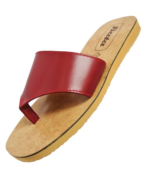 รองเท้าแตะ bata รุ่น classic หูหนีบ สีแดง