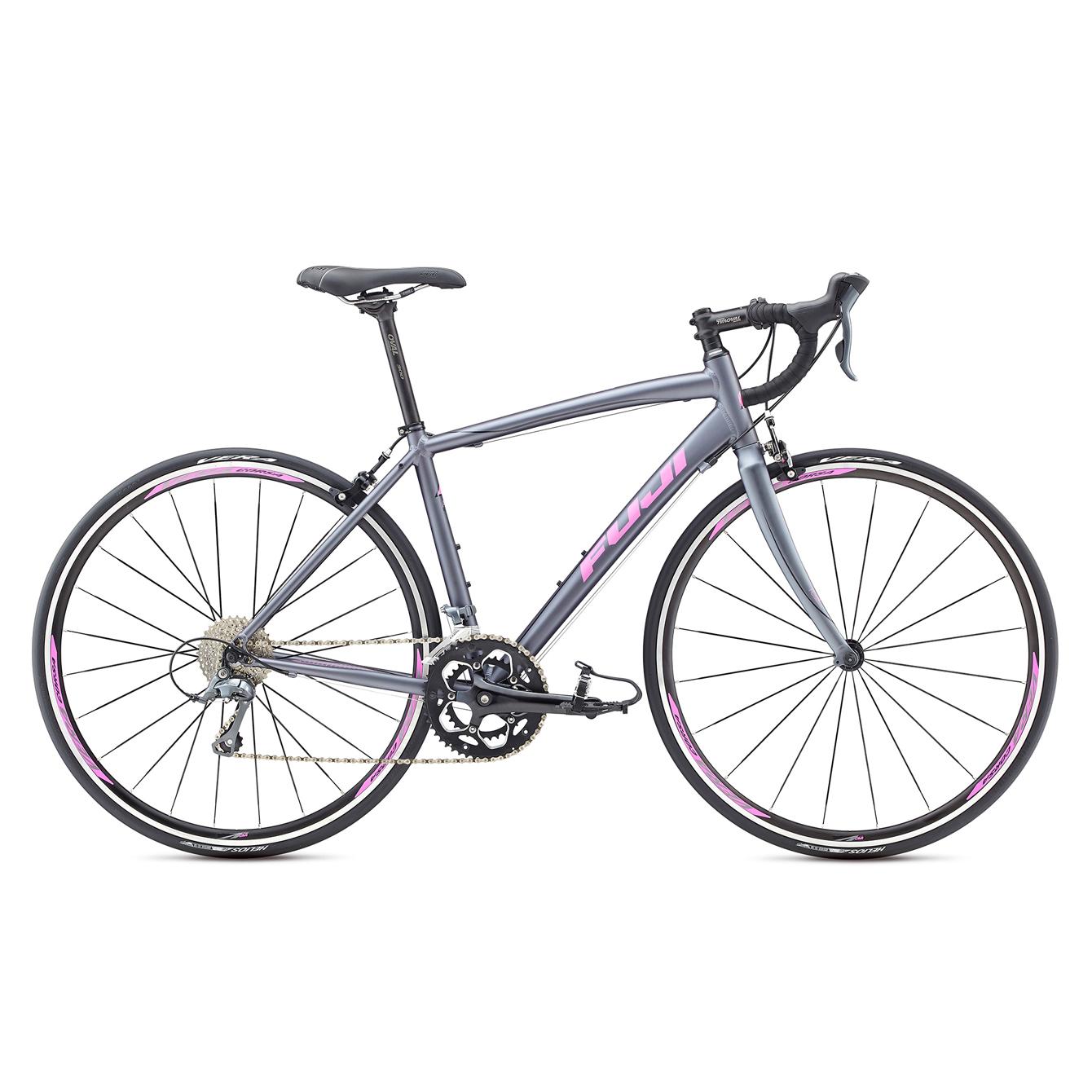 จักรยานเสือหมอบ FUJI Fuji Finest 2.1 16 สปีด Sora+Claris 2017