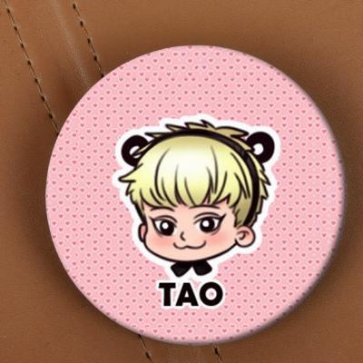 เข็มกลัด EXO TAO พร้อมส่ง