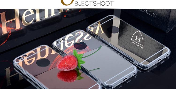 เคส tpu กระจกเงา ไอโฟน 4/4s