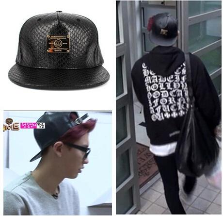 หมวกแฟชั่น EXO CHANYEOL Roommate