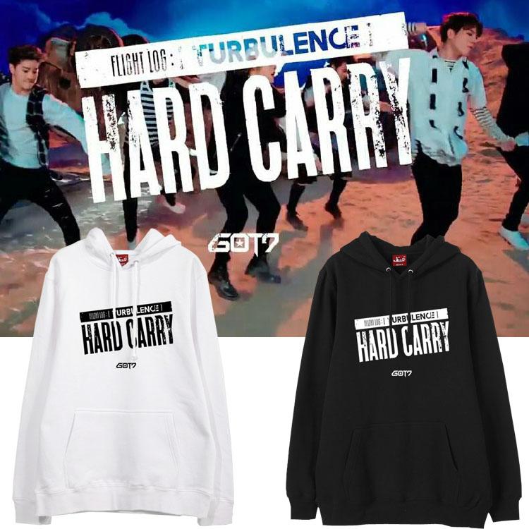 เสื้อฮู้ด (Hoodie) GOT7 - Hard Carry