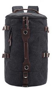 กระเป๋าเป้เดินทาง ผู้ชาย สีดำ