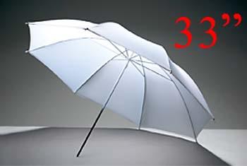 Godox White Photo Studio Diffuser Umbrella 84cm (33Inch)