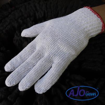 ถุงมือผ้าทอ 4 ขีด