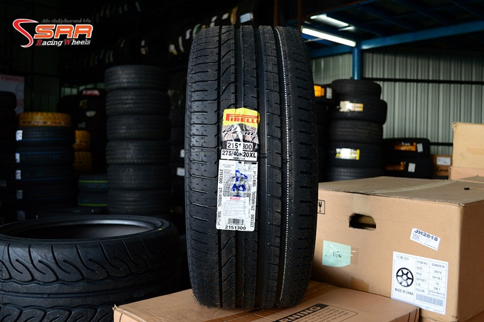 Pirelli P ZERO 275/40R20 R-F
