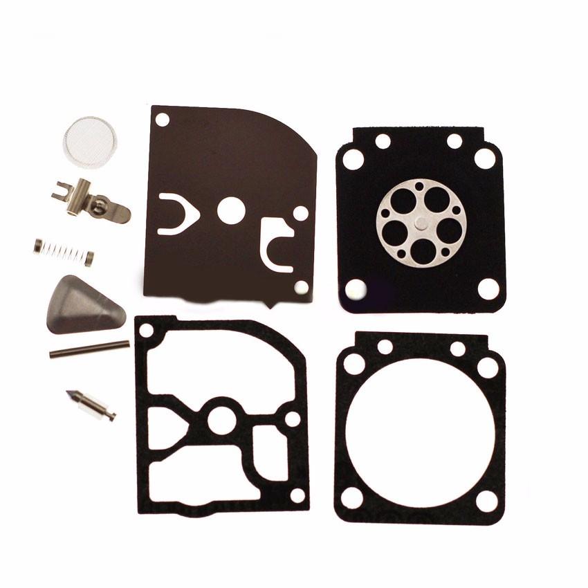 C1Q-H17 Carburetor Carb Rebuild Overhaul Repair Kit For C1Q-H17 Carburador ZAMA RB 46 RB-46 Trimmer Parts