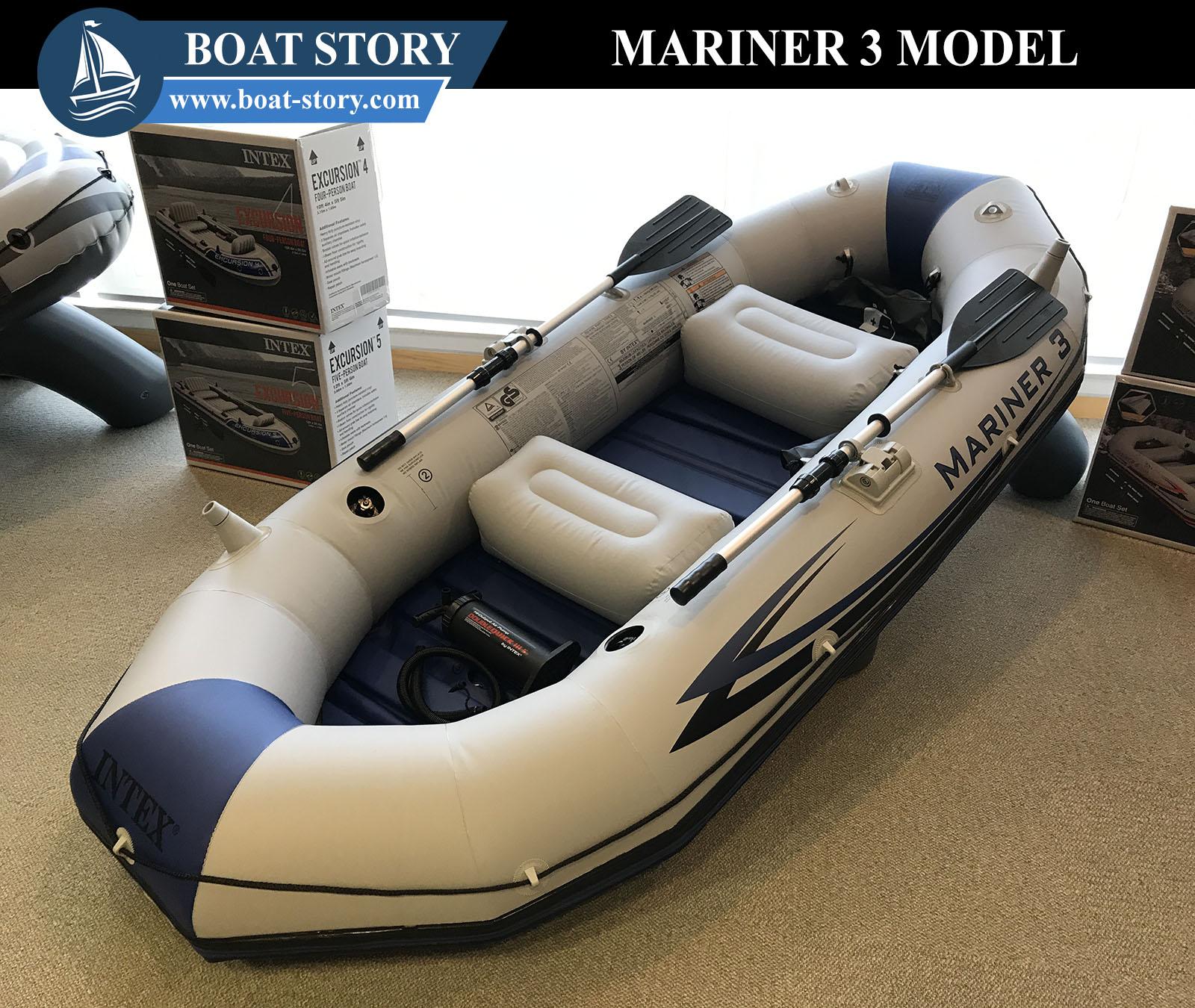 เรือยาง intex mariner 3