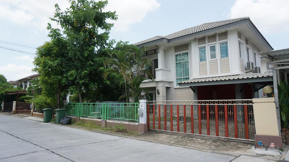 ขาย บ้านเดี่ยว The Plant วัชรพล สุขาภิบาล5 ติดถนนใหญ่สุขาภิบาล5