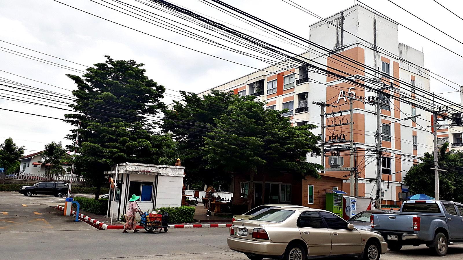 ขาย คอนโด เดอะ แคช ลำลูกกา คลอง 2 THE CACHE Lamlukka Klong2 ใกล้สถานีรถไฟฟ้า BTS สายสีเขียว สถานีคูคต