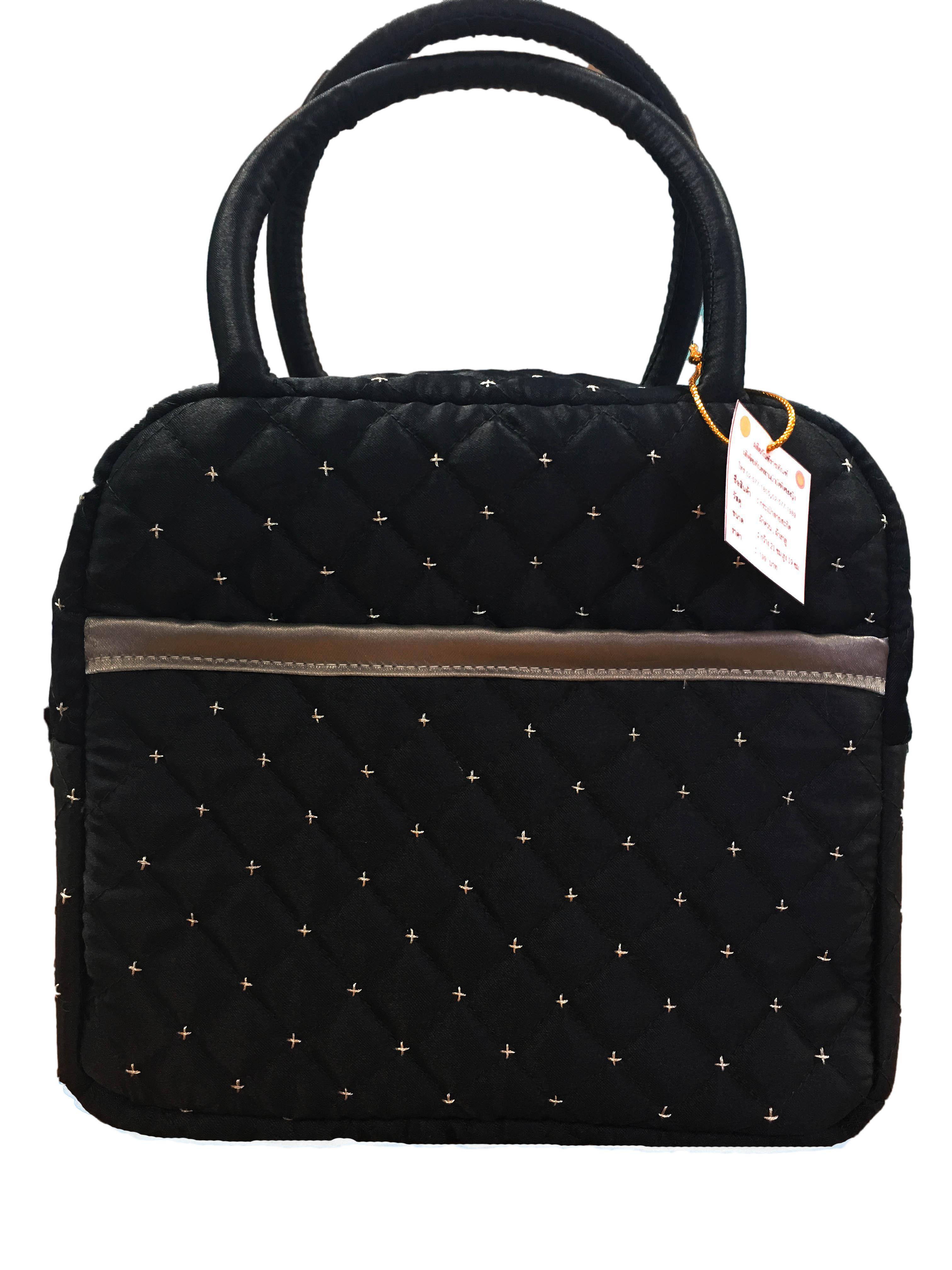 กระเป๋าลายสะกิด /ทัณฑสถานบำบัดพิเศษหญิง