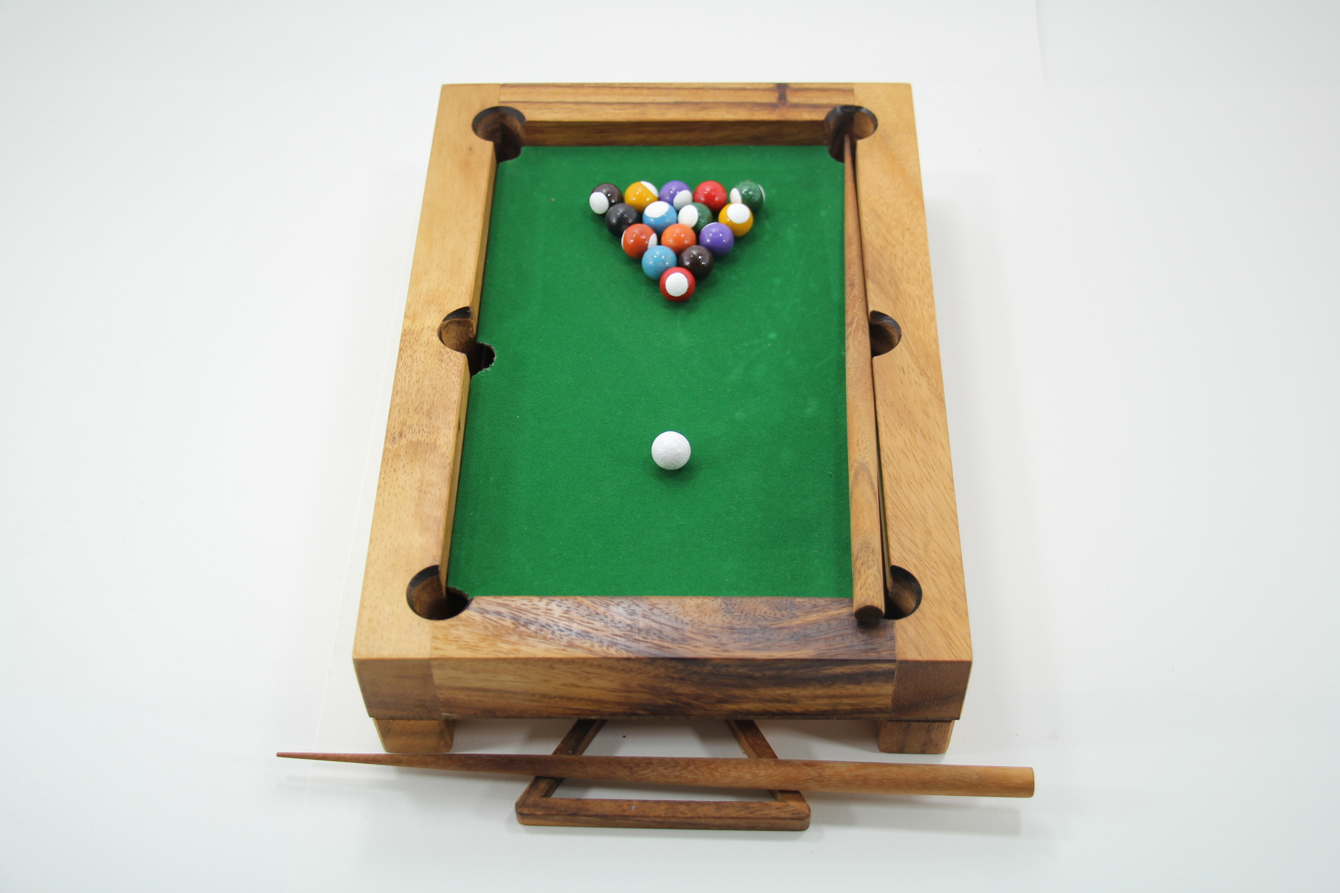 สนุ๊กเกอร์โต๊ะจิ๋ว ของเล่นเพื่อความเพลิดเพลิน ของเล่นฝึกสมอง